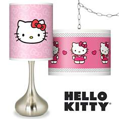 Browse Our Collection of Hello Kitty Lighting and Home Decor!