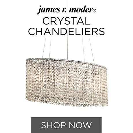 James R. Moder Chandeliers - Crystal Chandelier Store