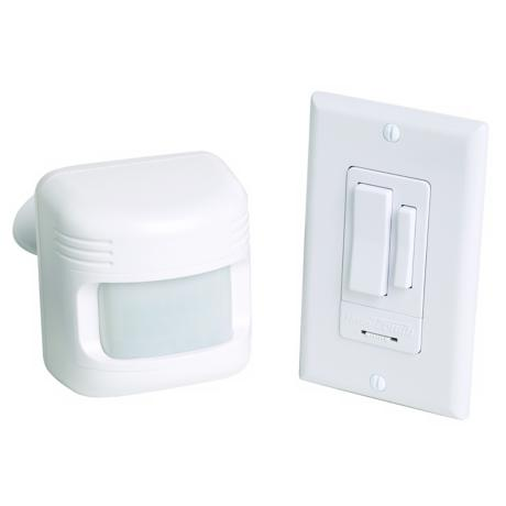 Wireless Command Motion and Dimmer Control Outdoor Kit