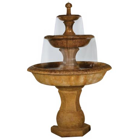 Henri Studios Grande Barrington Three-Tier Fountain
