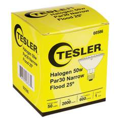 Tesler PAR30 50 Watt Narrow Flood Light Bulb