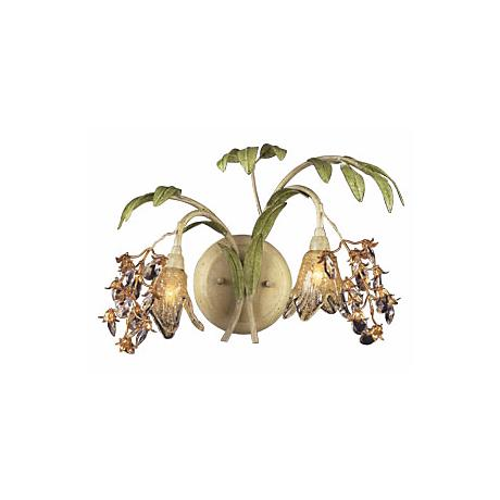 Huarco Collection Two Light Wall Sconce