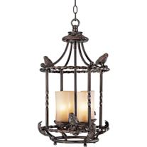 "Songbirds 13"" Pendant Chandelier"