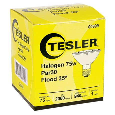 Tesler PAR30 75 Watt Flood Light Bulb