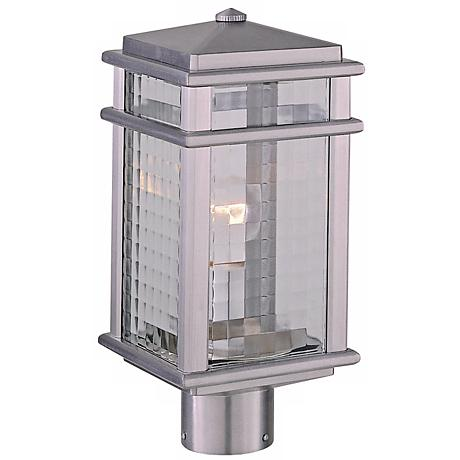 "Feiss Monterey 16"" High Post Mount Outdoor Light"