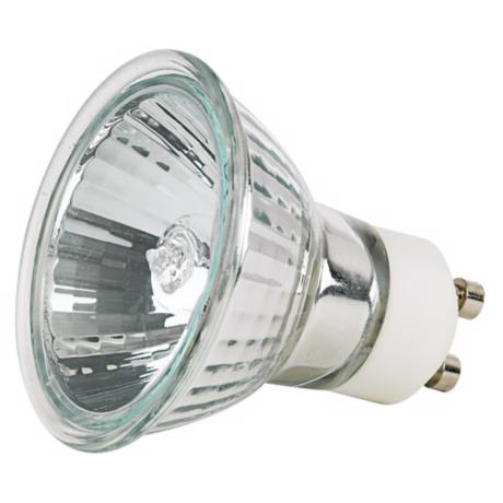 Tesler 35 watt gu10 mr16 halogen light bulb 01712 Mr16 bulb