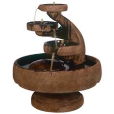 Henri Studios Mill Tier Fountain