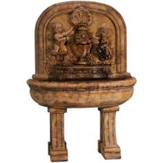 Henri Studios Grand Cherubs Lavabo Fountain