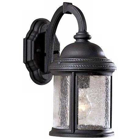 Hancock Collection 13 1/4 High Outdoor Wall Light