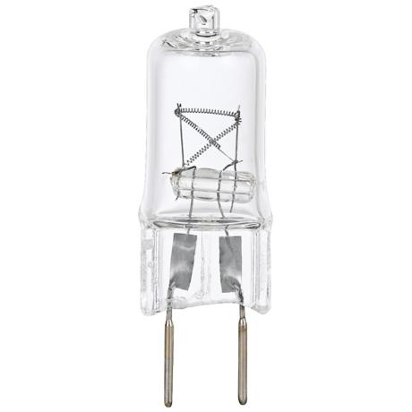 Tesler 35 Watt Halogen 120 Volt G8 Bi-Pin Light Bulb