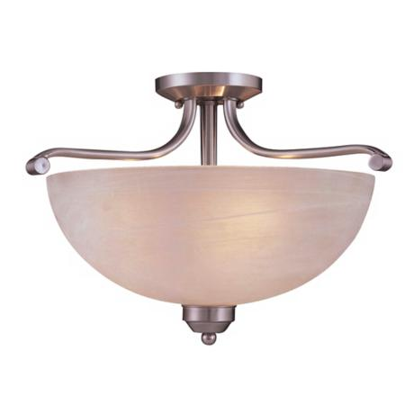 "Paradox 17"" Wide Energy Efficient Ceiling Light Fixture"