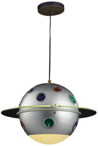 Planet and Stars Pendant Chandelier at LAMPS PLUS