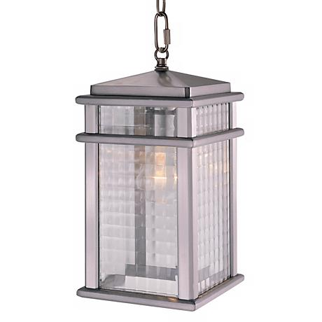 "Feiss Monterey 13 1/2"" High Hanging Outdoor Light"