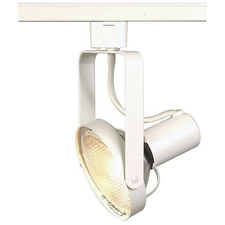 Juno PAR30 White Spot Light Track Head