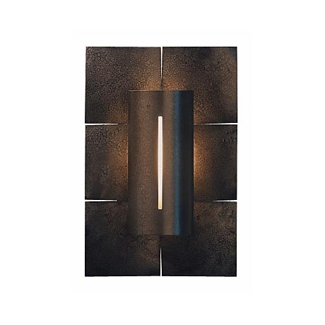 Hubbardton Forge Mosaic ADA Compliant Six Panel Sconce