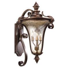 "Pirouette Collection 31 1/2"" High Outdoor Wall Light Fixture"