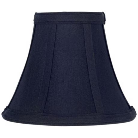 Black Lamp Shade 3x6x5 (Clip-On)
