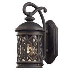 "Cambria 14"" High Outdoor Wall Lantern"