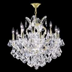 "James R. Moder Maxfield 25"" Wide Chandelier"