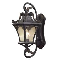 "Hampton Park 23"" High Outdoor Wall Light"