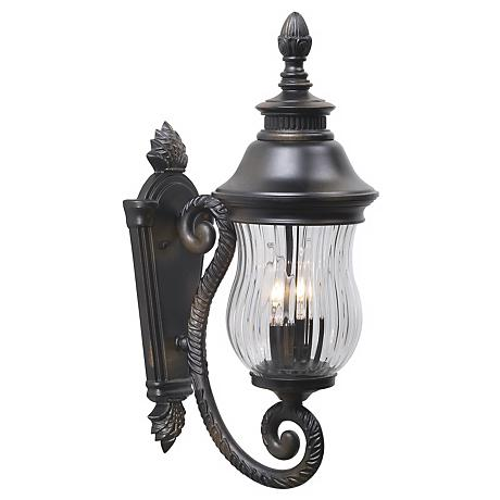 "Newport Collection 19 1/2""  High Outdoor Lantern"