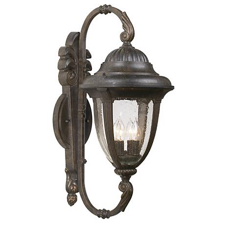 "Casa Sierra™ Double Arm 27 1/2"" High Outdoor Light"
