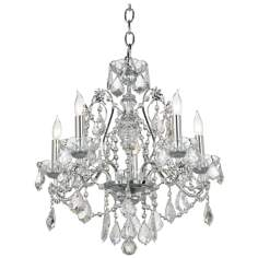 James R. Moder New Orleans Crystal Chandelier