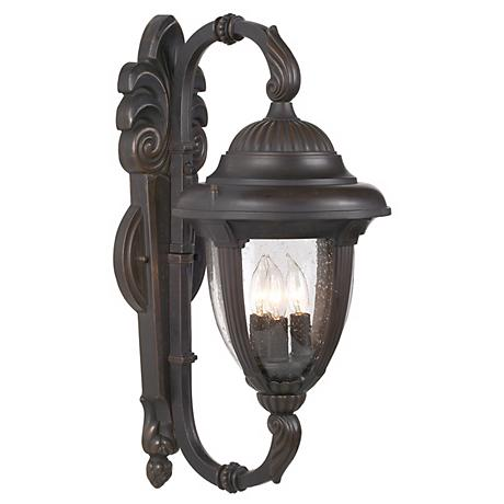 "Casa Sierra™ 21 1/2"" High Double Arm Outdoor Light"