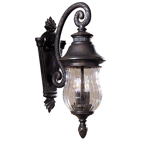 "Newport Collection Bronze 19 1/2"" High Outdoor Lantern"