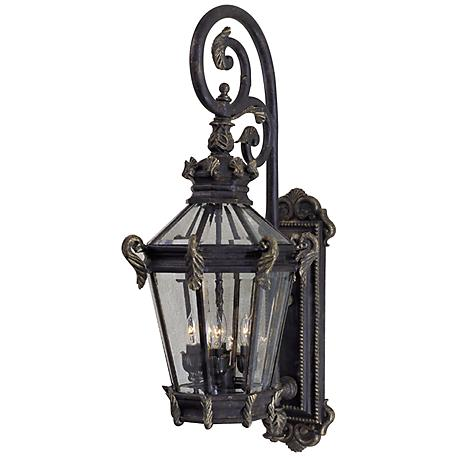 "Stratford Hall Collection 33 1/2"" High Outdoor Wall Light"