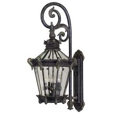 "Stratford Hall Collection 41"" High Outdoor Wall Light"