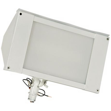 White Fluorscent Flood Light