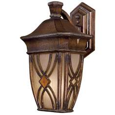 "Aston Court 17"" High Outdoor Wall Light"