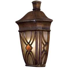 "Aston Court 16 1/2"" High Outdoor Pocket Lantern"