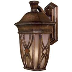 "Aston Court 21"" High Traditional Outdoor Wall Light"