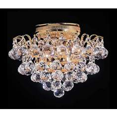 "James R. Moder Mardella Collection 11"" Wide Ceiling Light"