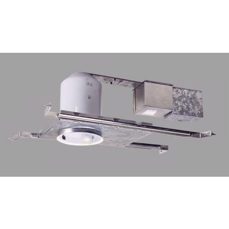 Nickel Finish Halogen Recessed Light Housing