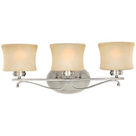 Aube Collection 3-Light Bathroom Light Fixture