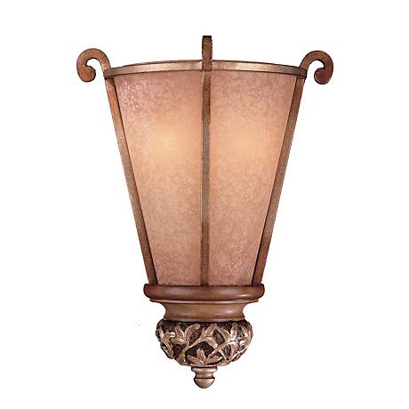 "Jessica McClintock Grand Salon 15"" Pocket Wall Sconce"
