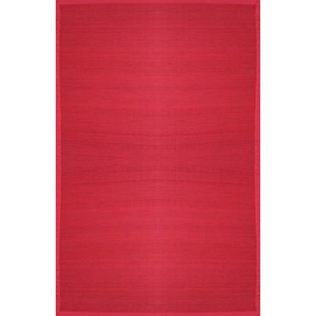 Hilltop Collection Crimson Area Rug