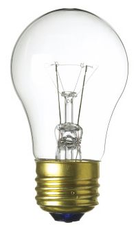 Incandescent Light Bulb Picture