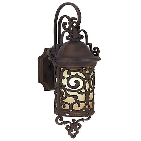 "Chelesa Road Outdoor 22"" Wall Lantern"