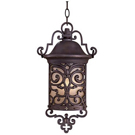 "Chelesa Road Outdoor Fluorescent 20"" Hanging Lantern"