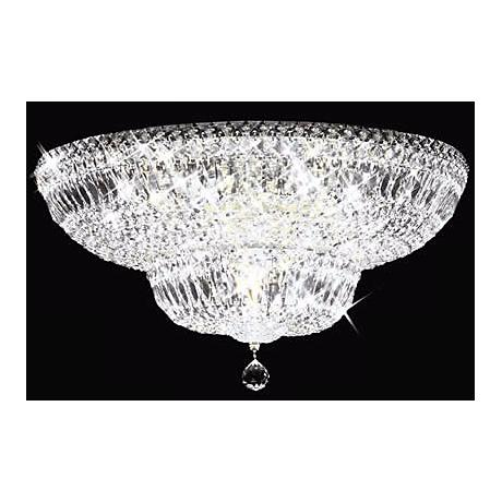 "James R. Moder Prestige Collection 24"" Wide Ceiling Light"