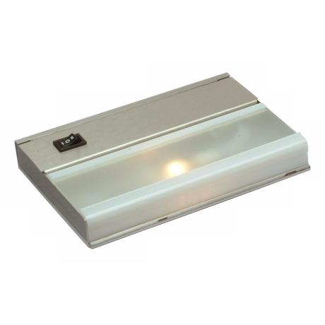 "7"" Wide Stainless Steel Xenon Under Cabinet Light"