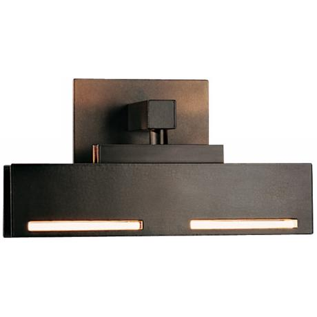 "Hubbardton Forge Light Bar 5 1/2"" High Wall Sconce"
