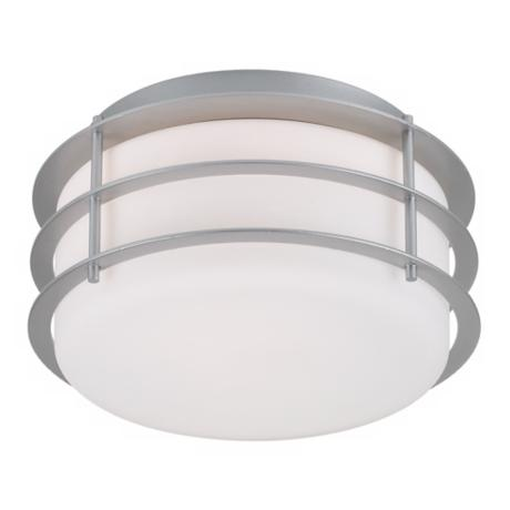 "Forecast Hollywood Hills Collection 10"" Wide Ceiling Light"
