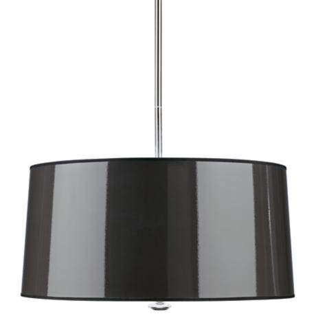 Black Penelope Pendant Light