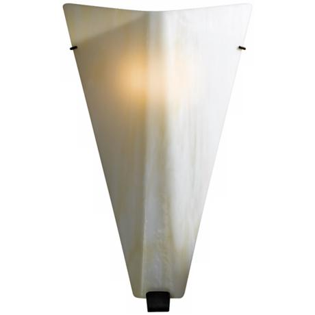 "Hubbardton Forge Vortis Collection 15"" High Wall Sconce"