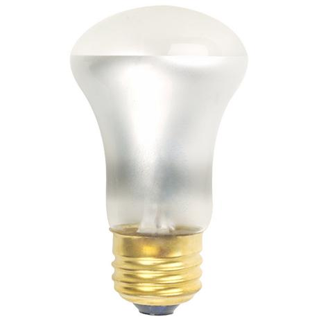 R16 40 Watt Reflector  Light Bulb